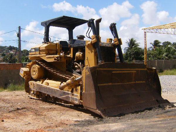 Trator EsteiraCATERPILLARD8L - 14J336