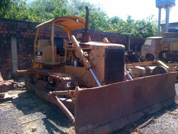 Trator EsteiraCATERPILLARD5BPS - 14J432