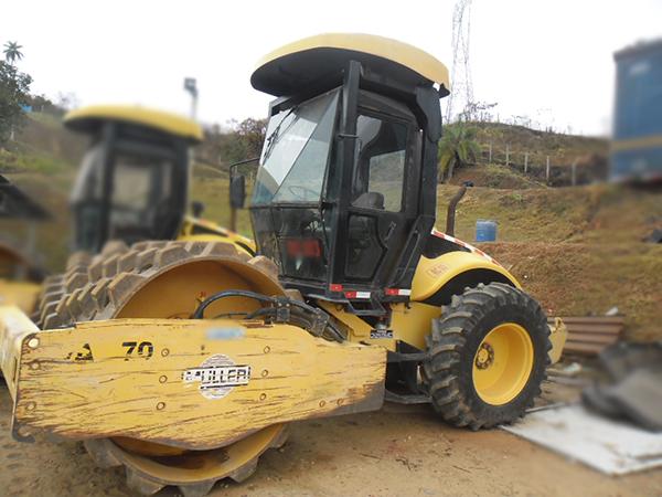 Rolo CompactadorMULLERVAP70 - 15A350