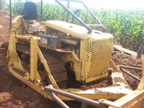 Trator EsteiraCATERPILLARD2 - 15D341