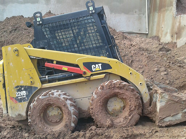Mini Carregadeira CATERPILLAR 226B - 15E323