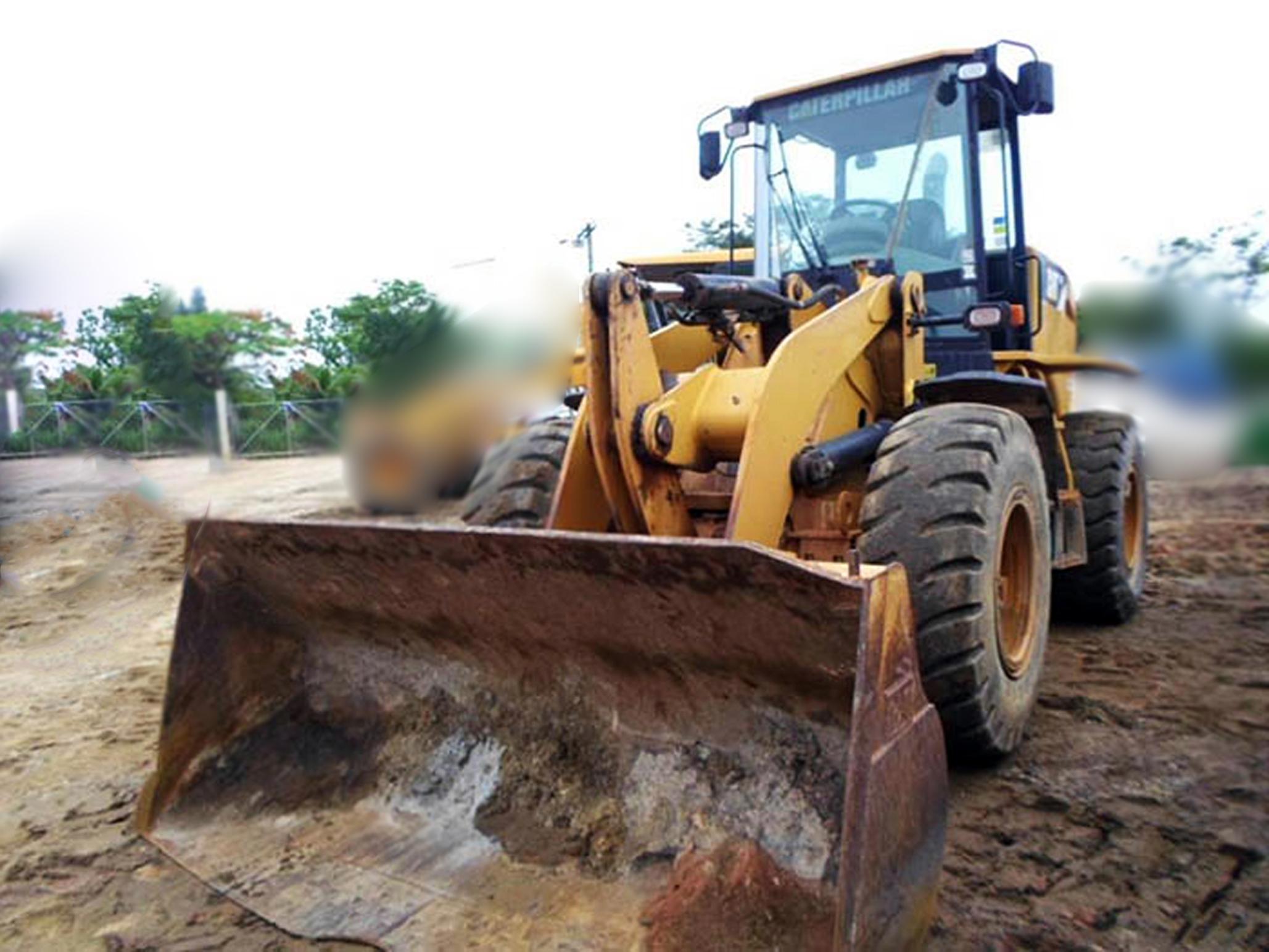 Carregadeira PneuCATERPILLAR924G - 15H244