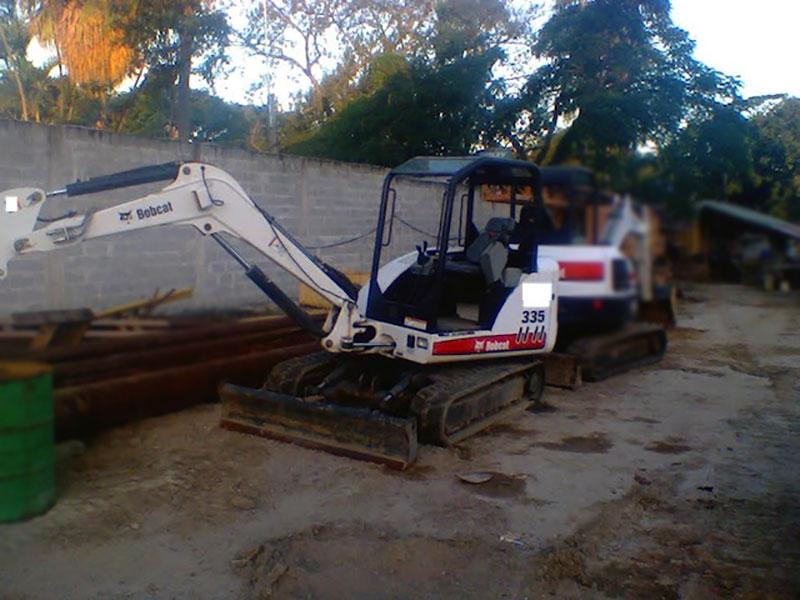 Lotes de MaquinasBOB CAT335G/E42M - 15H405