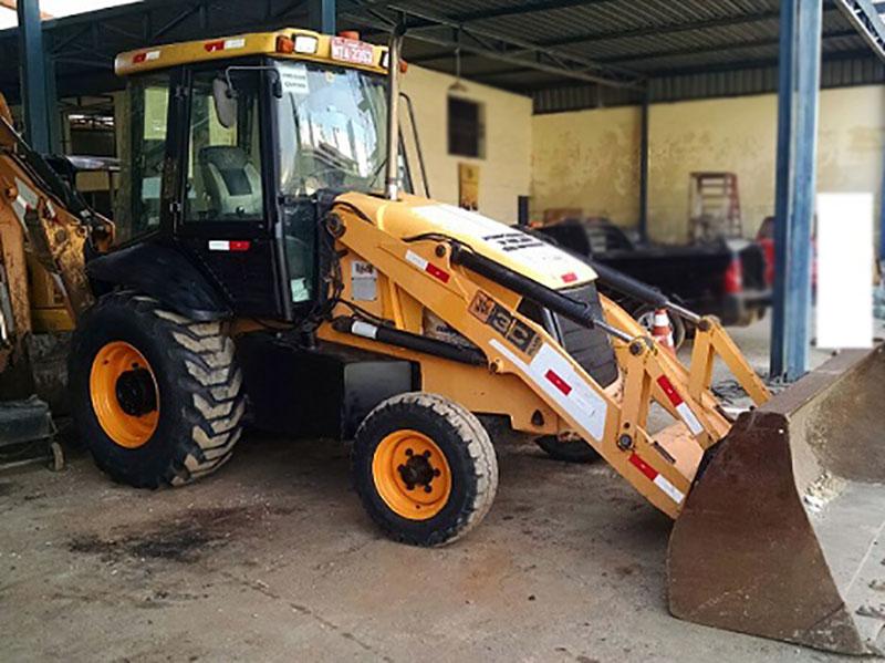 Retro EscavadeiraJCB3C - 15H432