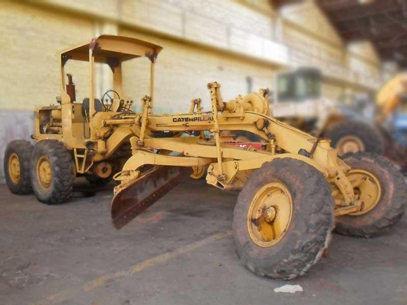 MotoniveladoraCATERPILLAR120B - 15I403