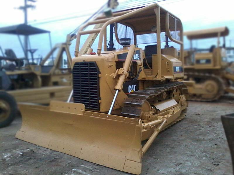 Trator EsteiraCATERPILLARD4EDD - 15J333