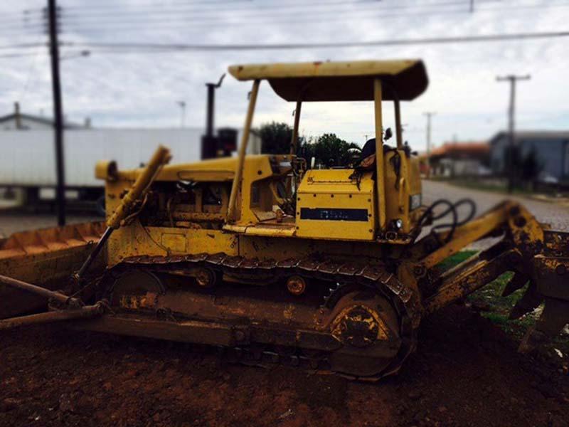 Trator EsteiraCATERPILLARD5BPS - 15J507