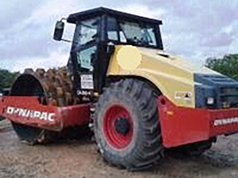 Rolo CompactadorDYNAPACCA250 - 15K220
