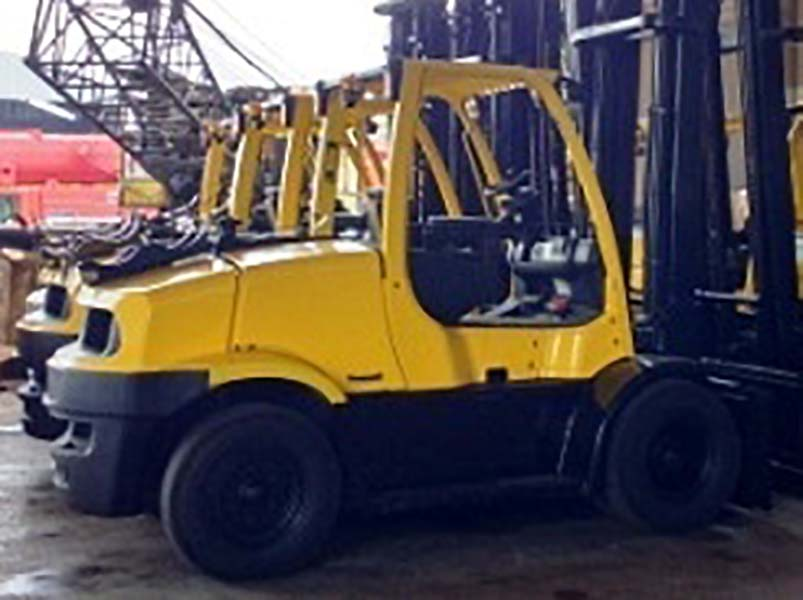 Empilhadeira HYSTER H155FT - 15K322
