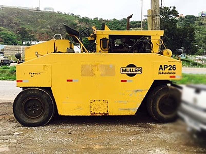 Rolo CompactadorMULLERAP26 - 15K416