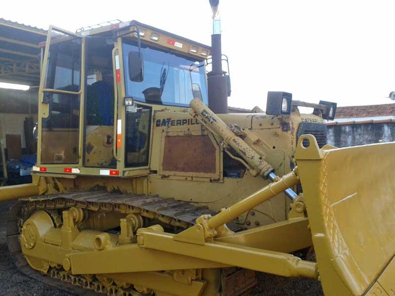 Trator EsteiraCATERPILLARD6DDD - 15L331