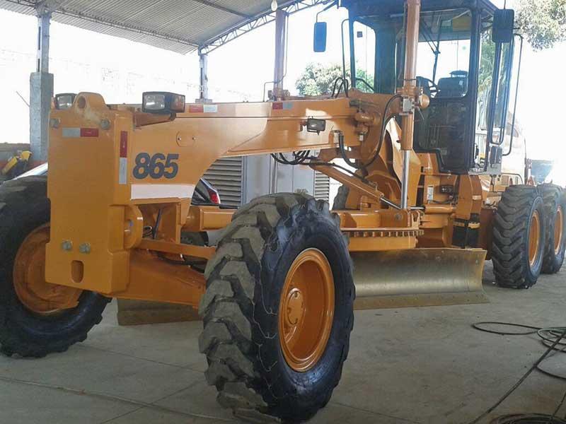 MotoniveladoraCASE865 - 16A108
