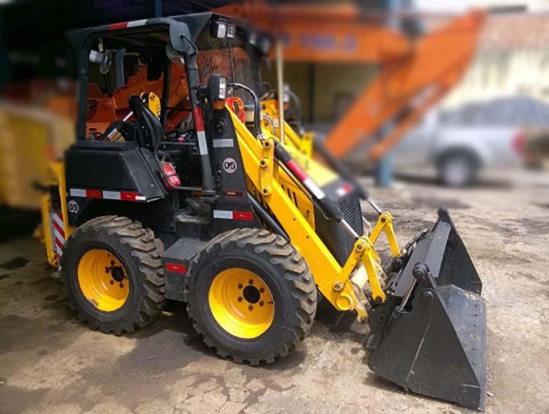 Mini Retro EscavadeiraJCB1CX - 16A409