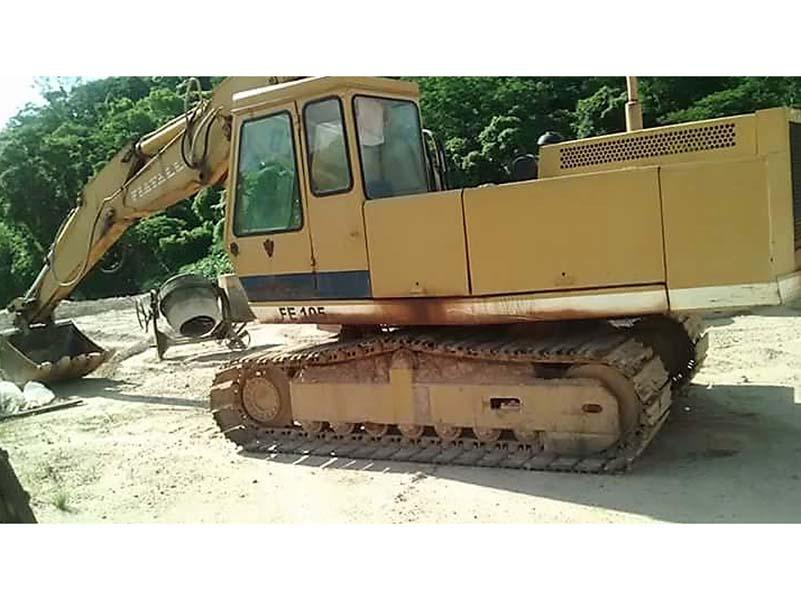 EscavadeiraFIATFE105 - 16A416