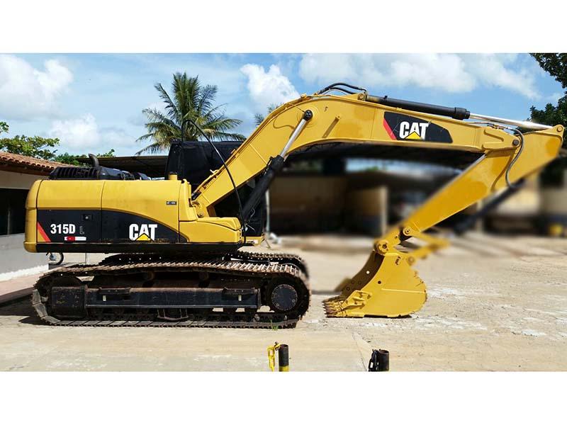 EscavadeiraCATERPILLAR315D - 16A438