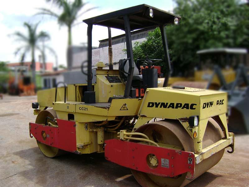 Rolo CompactadorDYNAPACCC21 - 16B301