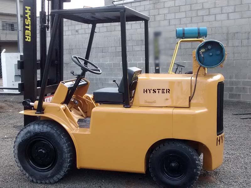 Empilhadeira HYSTER 55N - 16D308