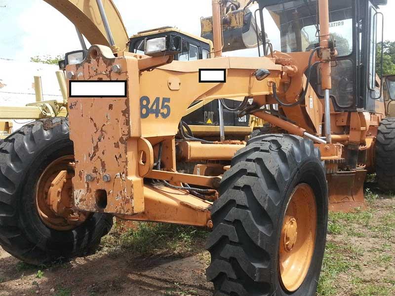 MotoniveladoraCASE845 - 16D315