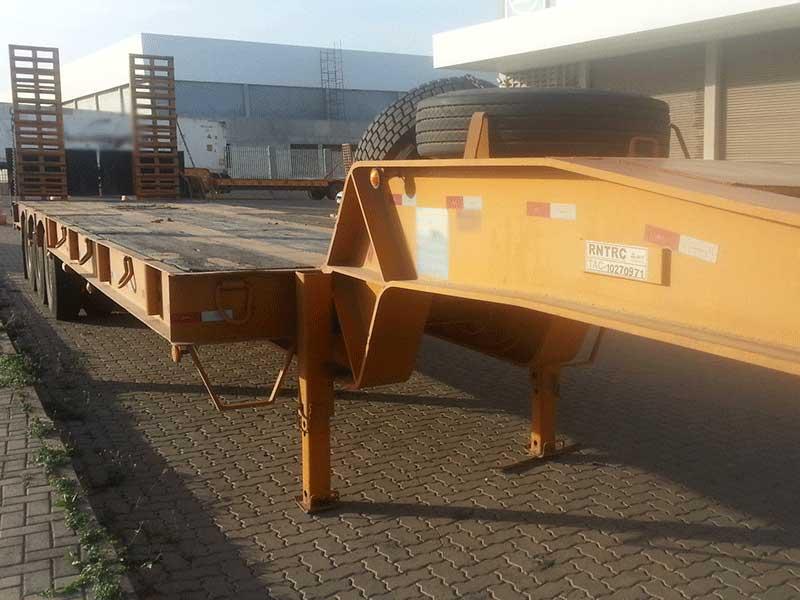 PranchaDAMBROZ3 Eixos - 16D317