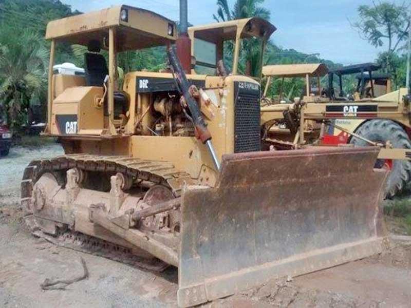 Trator EsteiraCATERPILLARD6DPS - 16E103