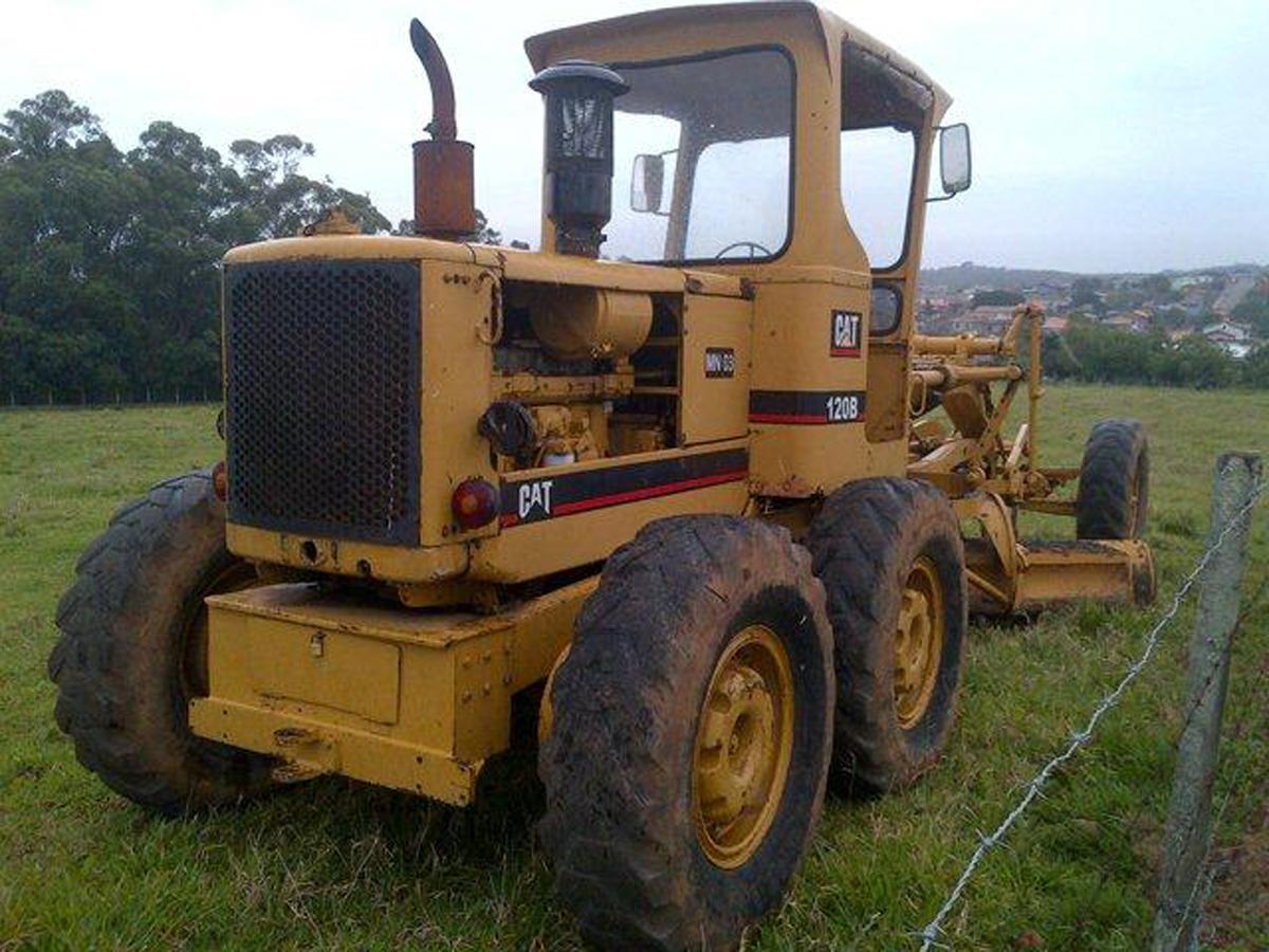 MotoniveladoraCATERPILLAR120B - 16E333