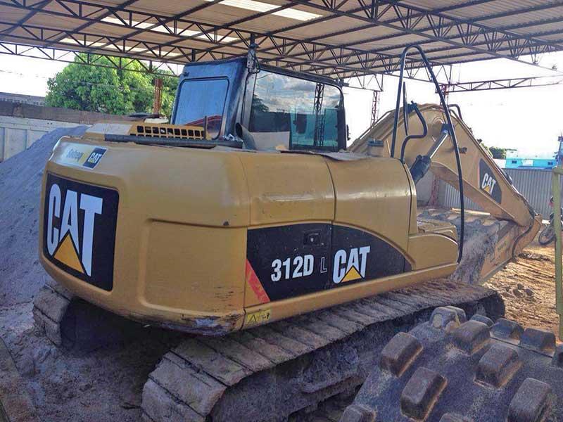 EscavadeiraCATERPILLAR312D - 16F412