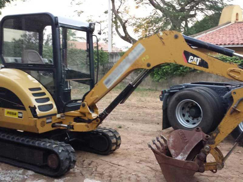 Mini EscavadeiraCATERPILLAR302 - 16G302