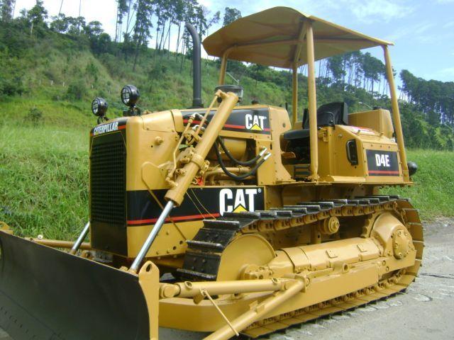 Trator EsteiraCATERPILLARD4EPS - 16H136