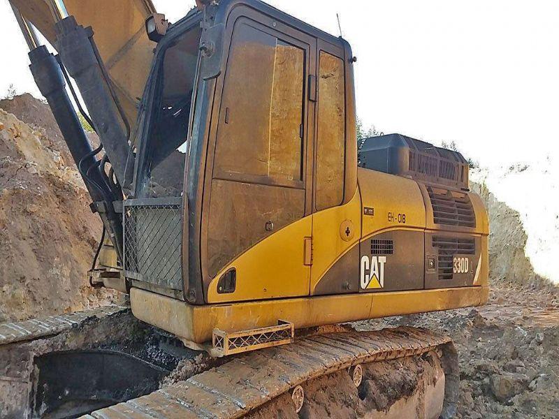 EscavadeiraCATERPILLAR330D - 16H424