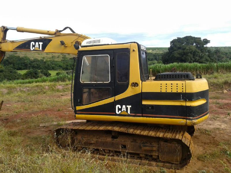 Escavadeira CATERPILLAR 312B - 16I103