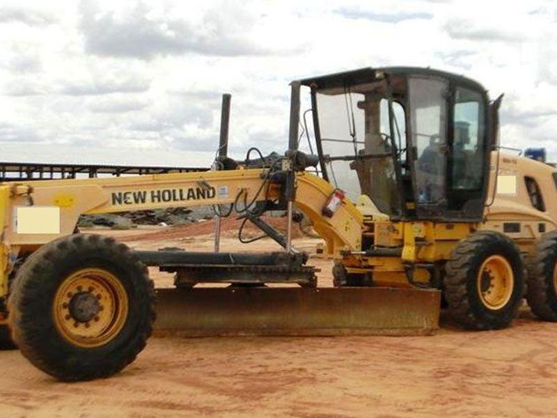 MotoniveladoraNEW HOLLANDRG170 - 16J315