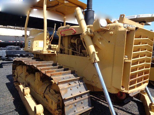 Trator EsteiraCATERPILLARD6DDD - 16J321