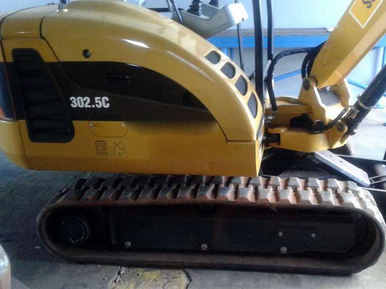 Mini EscavadeiraCATERPILLAR302.5C - 16J417