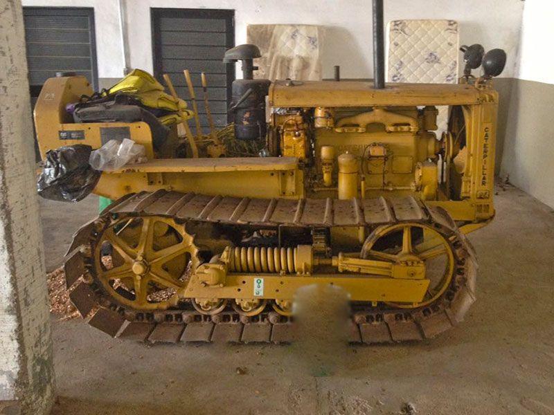 Trator EsteiraCATERPILLARD2 - 16J418