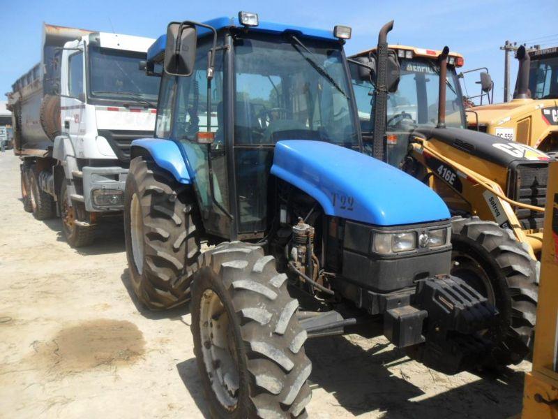 Trator PneuNEW HOLLANDTL75 - 16K118