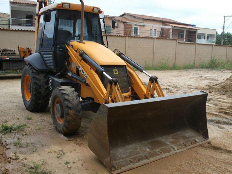 Retro EscavadeiraJCB3C - 16L201