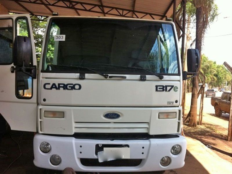 Caminhao FORD Pipa - 16L207