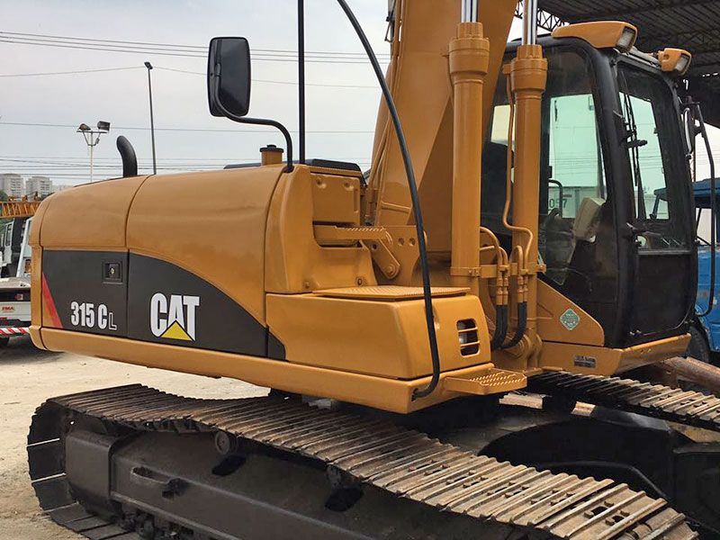 Escavadeira CATERPILLAR 315C - 16L306