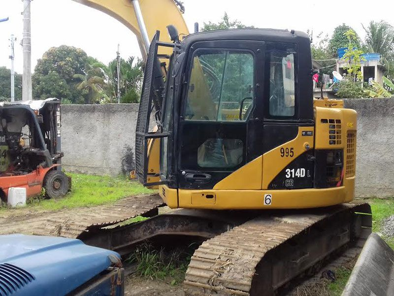 Escavadeira CATERPILLAR 314D - 17A406