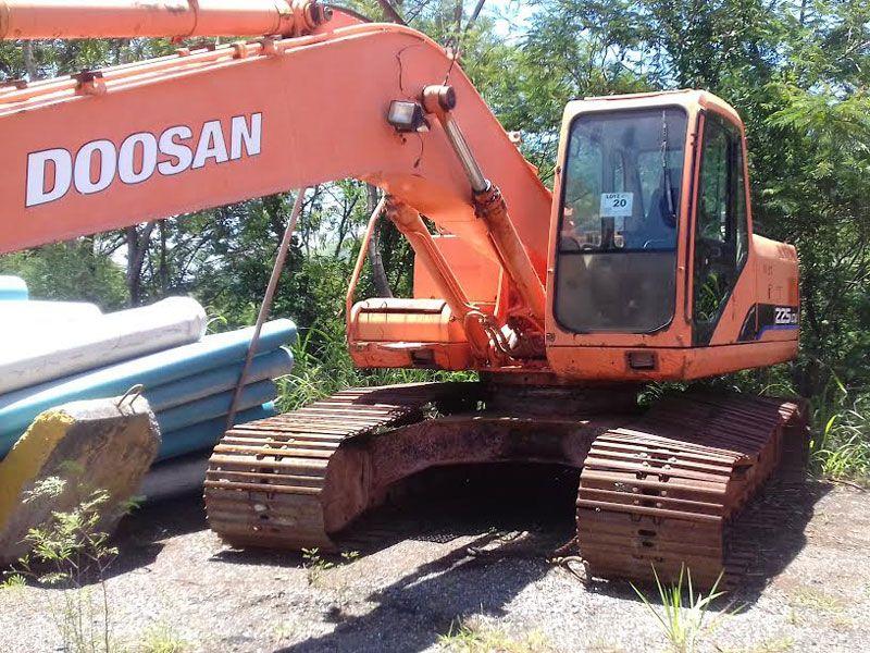 EscavadeiraDOOSANS225 - 17A411