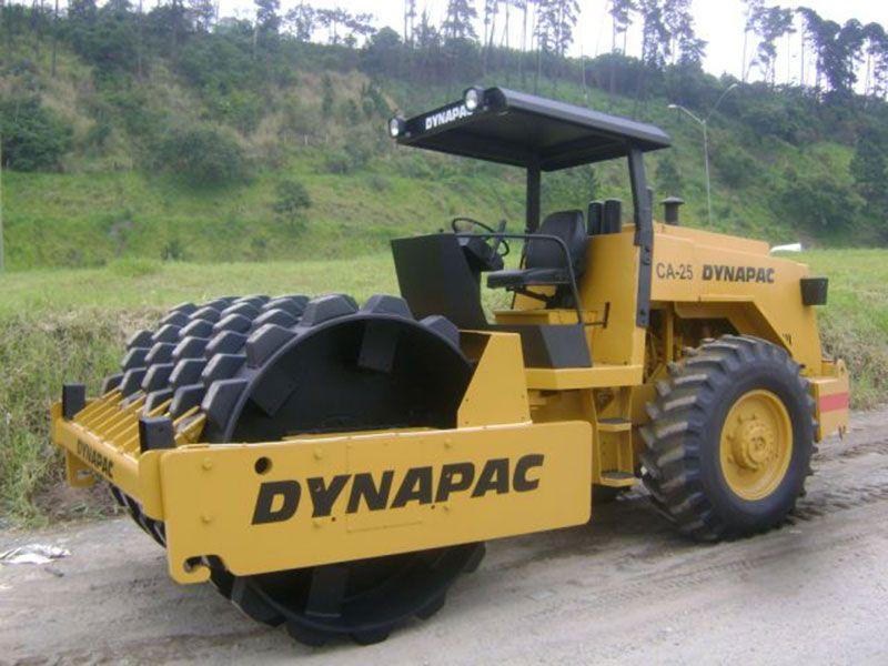 Rolo CompactadorDYNAPACCA25 - 17B421