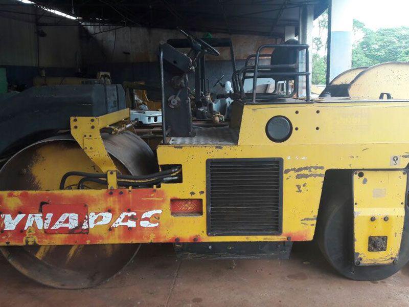 Rolo CompactadorDYNAPACCG141 - 17C223