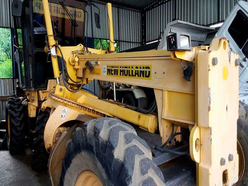 Motoniveladora NEW HOLLAND RG140 - 17D331