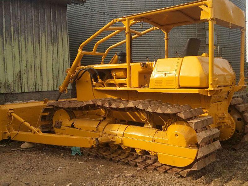 Trator EsteiraKOMATSUD60 - 17E107