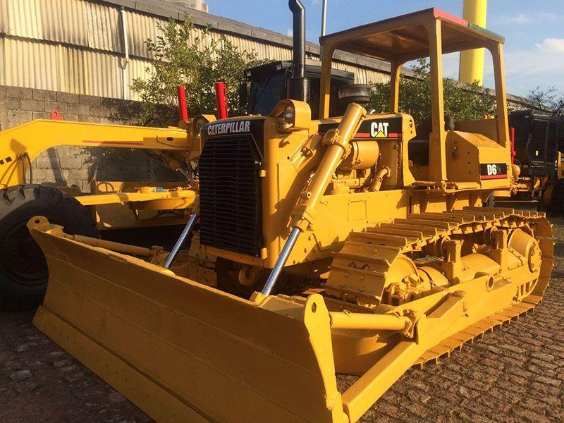 Trator EsteiraCATERPILLARD6CPS - 17E323