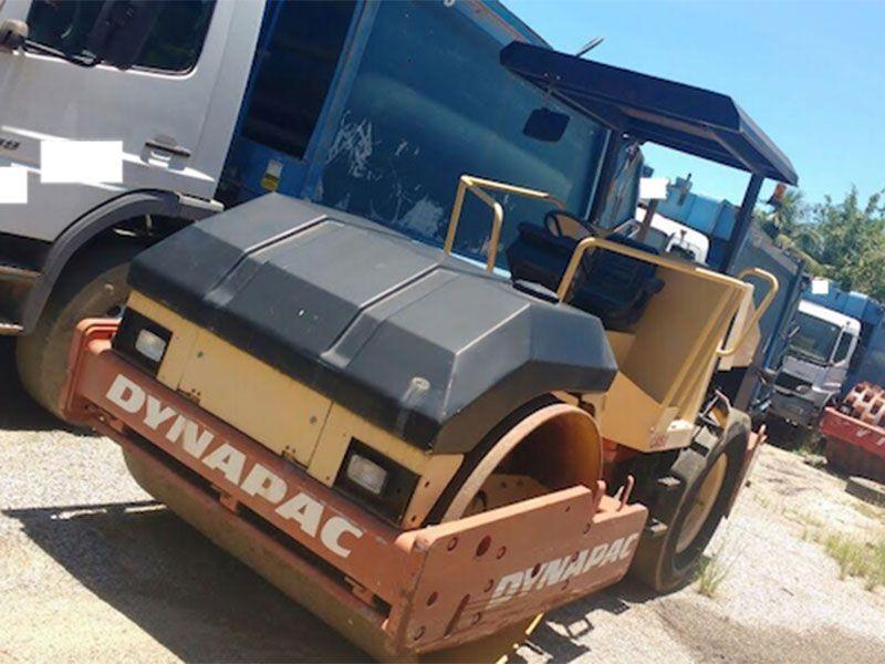 Rolo CompactadorDYNAPACCA150 - 17F109