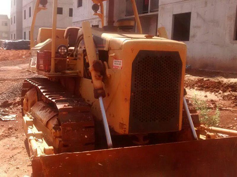 Trator EsteiraCATERPILLARD4EDD - 17F110