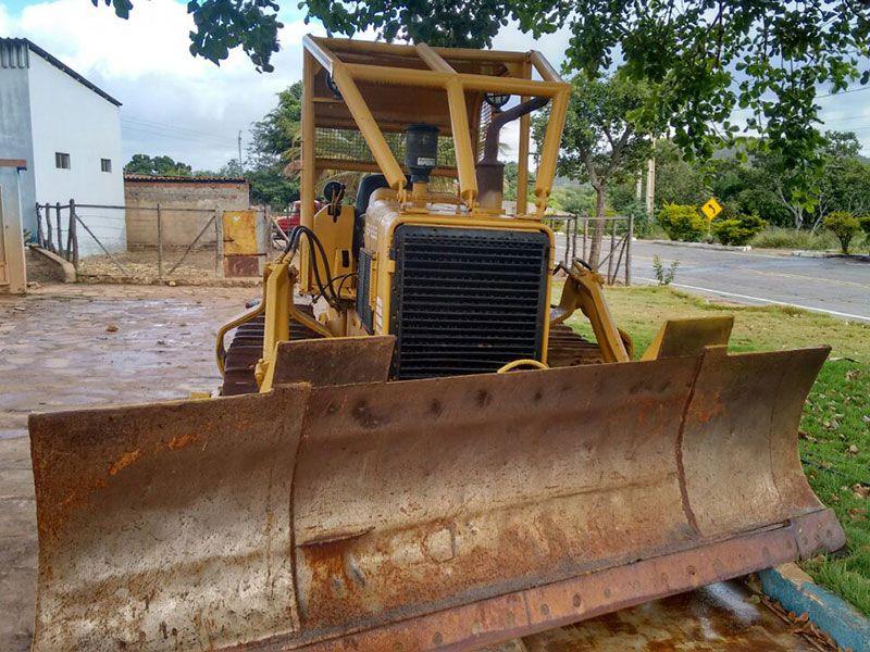 Trator EsteiraFIATAD7B - 17F318