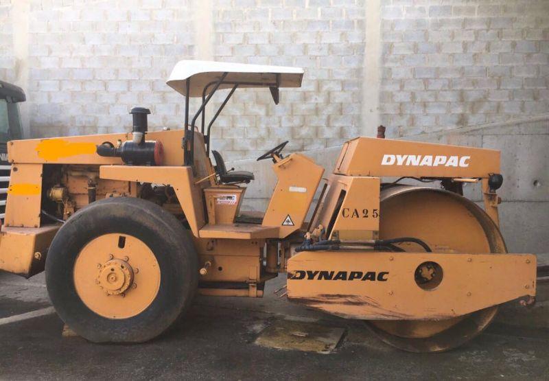 Rolo CompactadorDYNAPACCA25 - 17G202