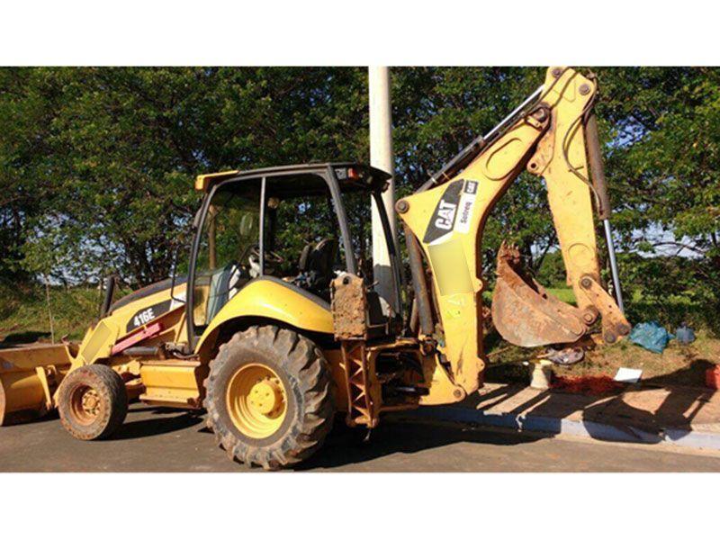 Retro EscavadeiraCATERPILLAR416E - 17G428